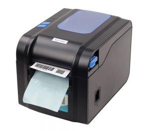 Máy in tem nhãn mã vạch Xprinter XP 370B