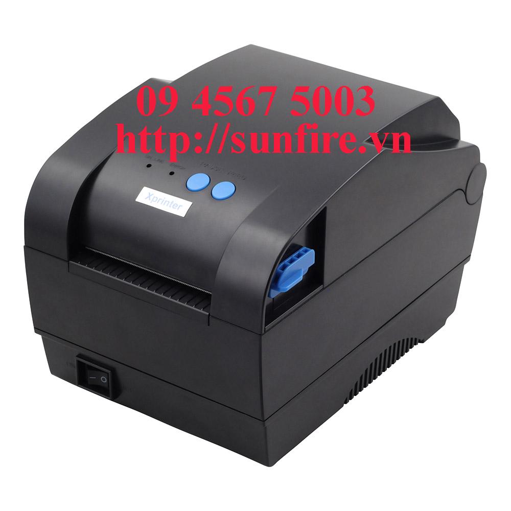 Máy in mã vạch Xprinter XP330B