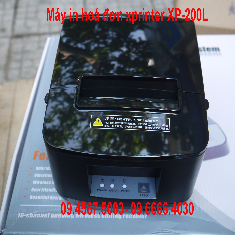 Máy in hoá đơn Xprinter XP-N200L