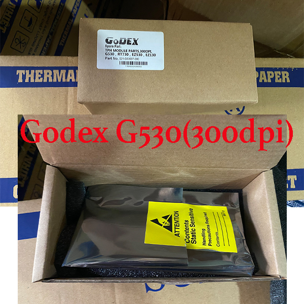 Đầu in godex G530
