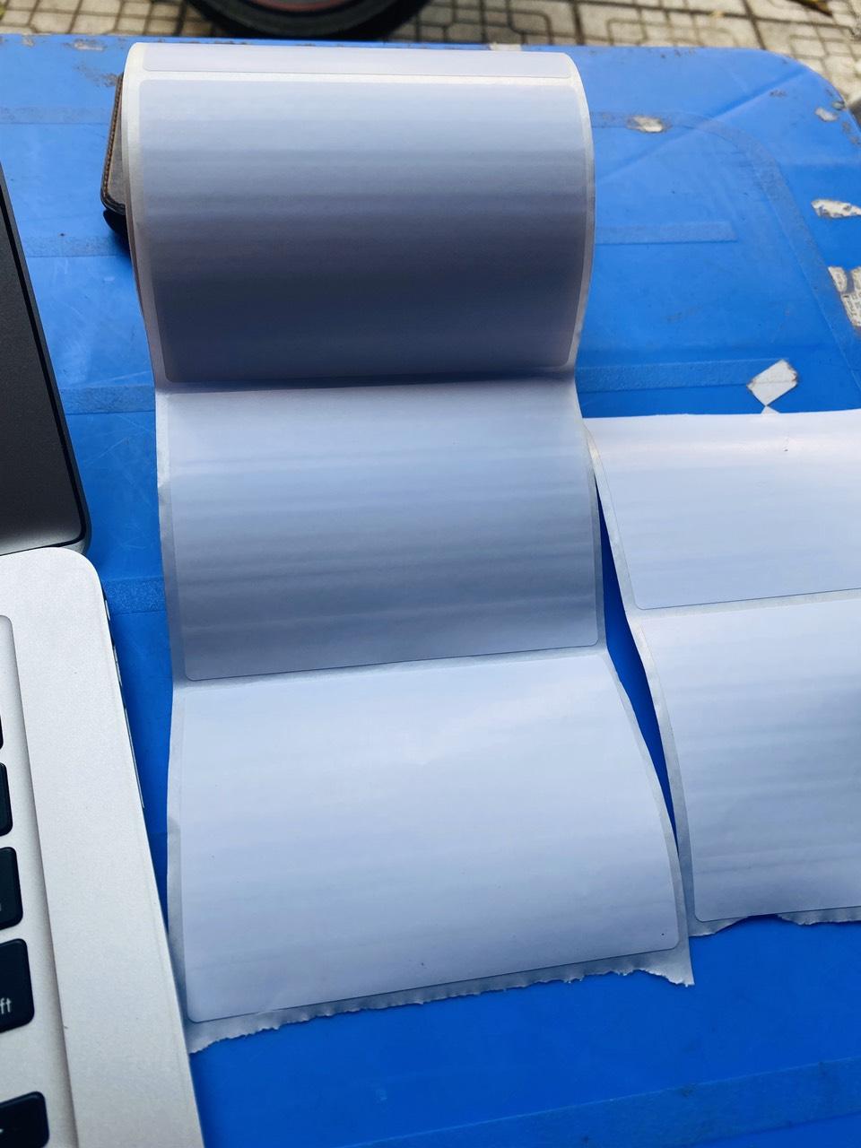 cuộn giấy in tem 90x60