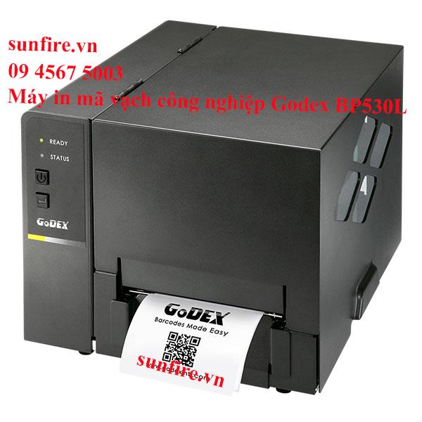 Máy in mã vạch công nghiệp Godex BP530L