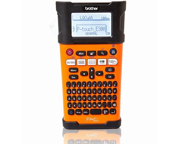 Máy in nhãn cầm tay Brother Brother-P-Touch-PT-E300